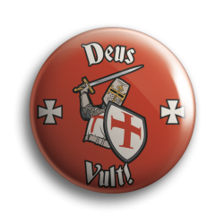 Spilla DEUS VULT