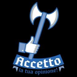 Accetto la tua opinione