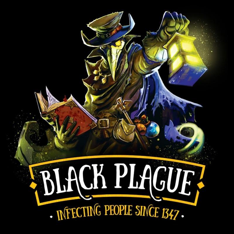 Black Plague - European Tour tshirt