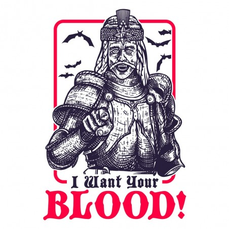 Vlad Dracula - I Want Your Blood