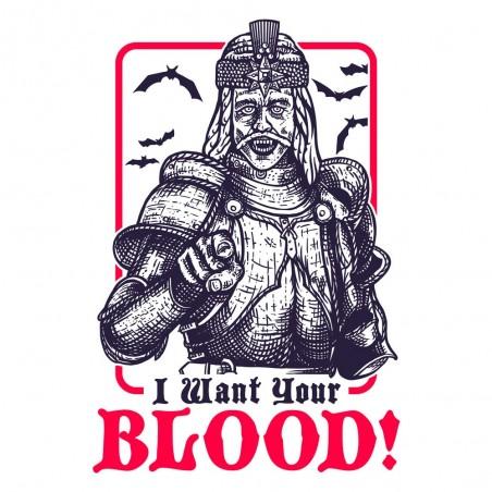 Vlad Dracula - I Want Your Blood