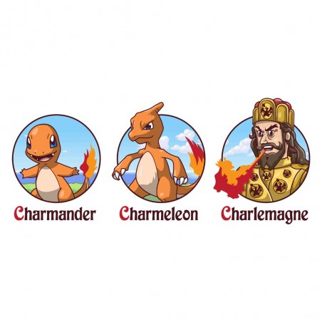 Charlemagne Evolution