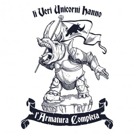Li veri Unicorni hanno l'Armatura Completa