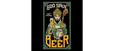 San Patrizio - God Save the Beer