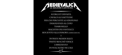 Medievalica - Vero Metallo Pesante retro nero
