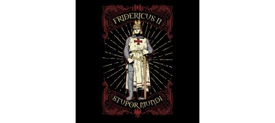 Federico II - Stupor Mundi nero