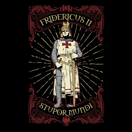 Federico II - Stupor Mundi