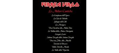 Ferrea Virgo - Lo Armigero retro