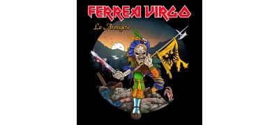 Ferrea Virgo - Lo Armigero fronte