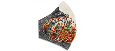 mascherina feudalesimo e libertà inferno 1