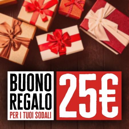 Buono Regalo 25 € - spendibile sulla Bottega di FEL