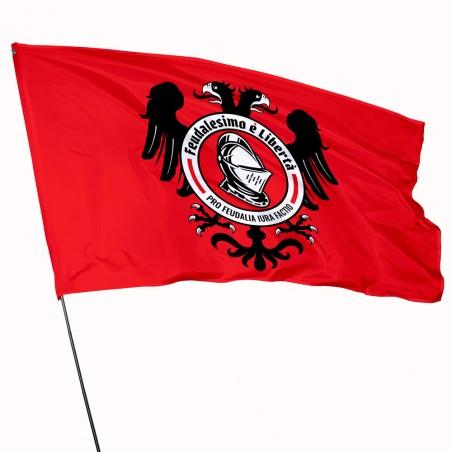 Bandiera di Feudalesimo e Libertà
